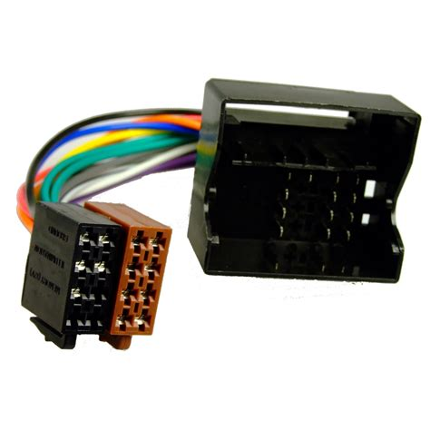 bmw z4 e85 03 13 iso adaptor lead quadlock wiring car