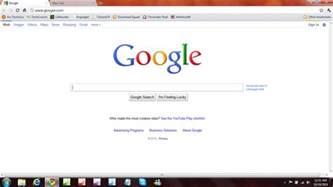 Google Testing Out A Sexier Top Nav Bar [Pics] | TechCrunch