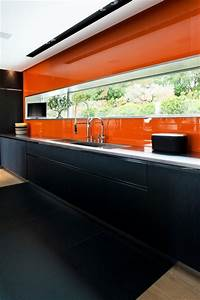 villa b contemporary kitchen marseille by fenetre With fenetre panoramique
