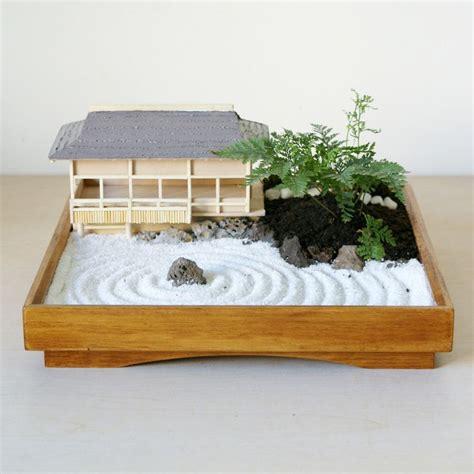 Zen Garten Miniatur by Mini Zen Garden Japanese Garden Mini