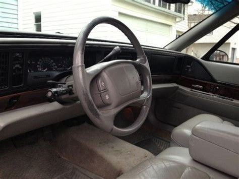 1998 Buick Lesabre Interior by Purchase Used 1998 Buick Lesabre Ltd In West Henrietta