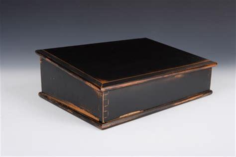 antique black shaker style lap desk black furniture