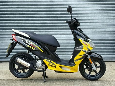 2009 yamaha jog rr 50cc scooter one owner from new in taverham norfolk gumtree