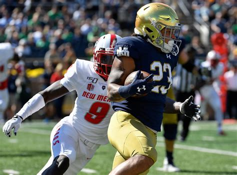 Notre Dame Football: 3 takeaways from comfortable win over ...