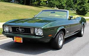 1973 Ford Mustang Q-Code Cobra Jet Convertible for sale #76584 | MCG