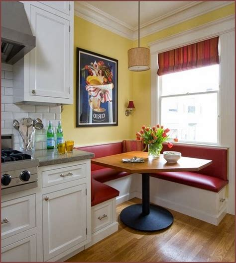 kitchen table booth home design ideas