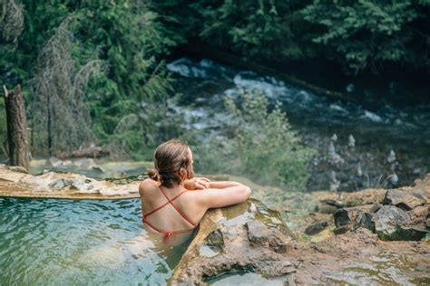 Postcards From Umpqua Hot Springs Fresh Off The Grid