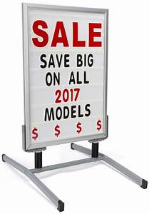 portable sign board with changeable letters 24quot x 36quot frame With display board with changeable letters