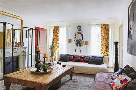 appartement haussmannien relooke dans lesprit recup