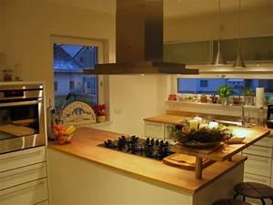 Küche Mit Kochinsel : k chen schreinerei ~ Michelbontemps.com Haus und Dekorationen