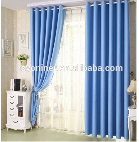 high quality 100 polyester blackout fabric for window