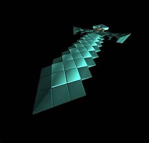 Minecraft Diamond Sword Cake Ideas And Designs