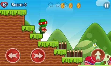 super turtle run  android apk