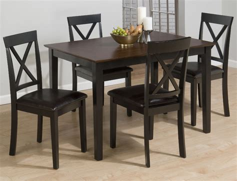 5 piece table set roundhill furniture dining room sets 5pc picture 5 piece
