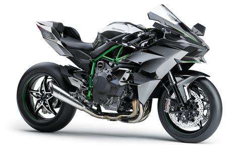 2015 Kawasaki Ninja H2 U.s. Unveiling