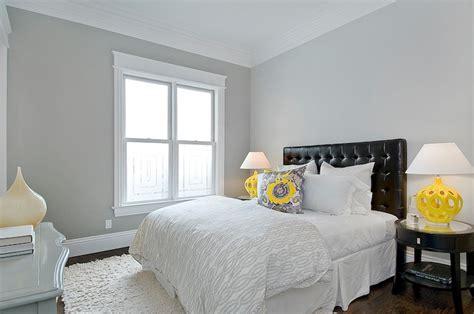 Grey Bedroom Walls by Yellow And Black Bedroom Contemporary Bedroom Cardea