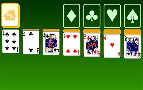 how to play solitaire play klondike solitaire bing images