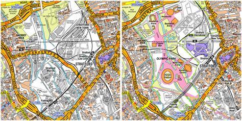 stratford london map