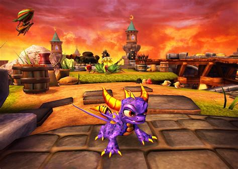 Skylanders Spyros Adventure Game Review