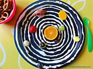 Solar System fruit snack | School for Boys | Pinterest