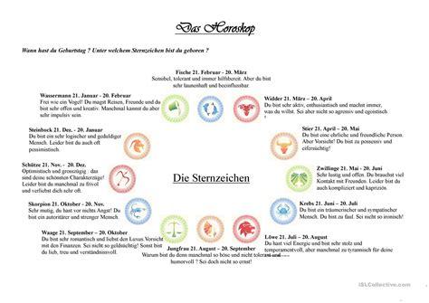 Was Ist Mein Sternzeichen juli horoskop