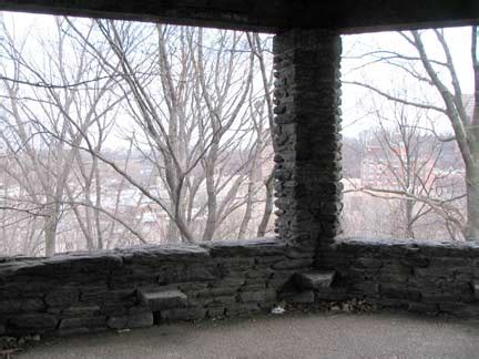 fort tryon park inwood forgotten  york