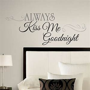 New Large ALWAY... Large Vinyl Wall Quotes