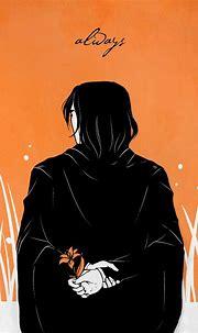 Pin by Areg Every on harry potter | Severus snape fanart ...