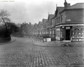 Barnes Green Post Office by Moston Church From King 1930 Pictures Of