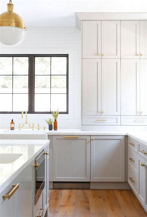 gray kitchen cabinets benjamin interior design ideas home bunch an interior design 6905