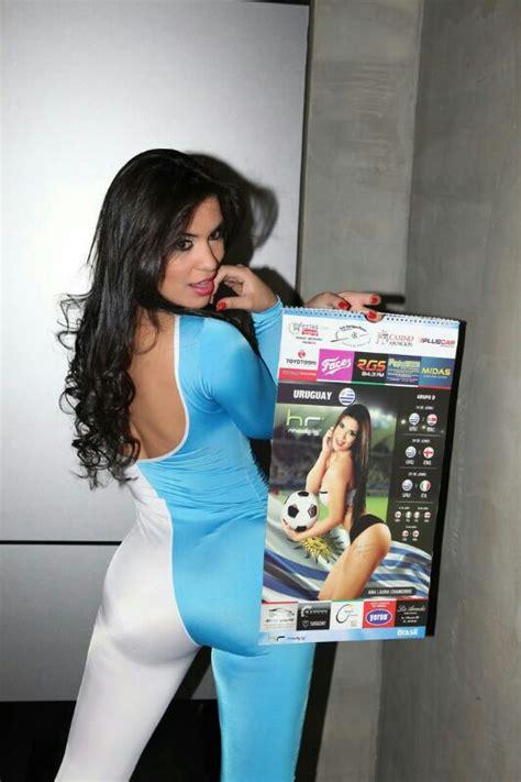 Hr Models Presentó El Calendario Fixture Mundial Brasil