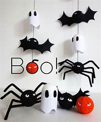 halloween decorations for kids bookhoucraftprojects: Project #174: DIY Halloween decorations