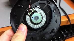 Broken Ps3 Stereo Headset   Inside