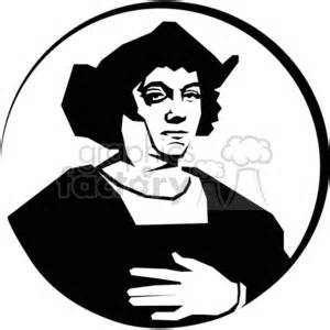 Christopher Columbus Boat Jesus by Pilgrims Clip Art Photos Vector Clipart Royalty Free