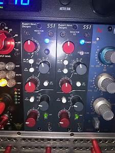 Rupert Neve Designs 551 500 Series Inductor Eq Module