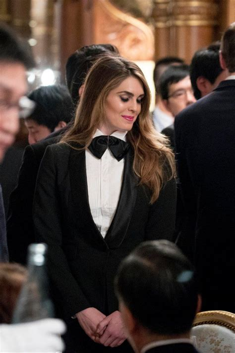 Hope Hicks Fashion