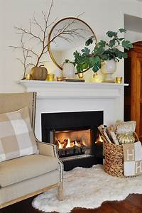 5, fabulous, fall, mantel, decorating, ideas, , u2014, 2, ladies, , u0026, a, chair