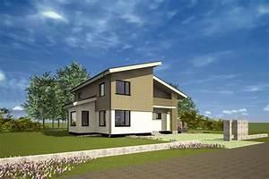 Garage Mit Pultdach : haus pultdach ~ Michelbontemps.com Haus und Dekorationen