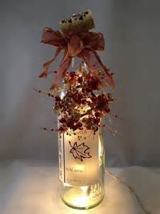 Decorative Wine Bottles With Lights by Decorative Wine Bottle Light