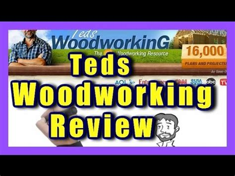 teds woodworking reviews whats   youtube