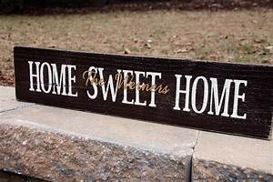 Hand-crafted Painted Wood Signs | Signs by Andrea
