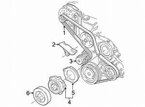 Oldsmobile Cutlass Supreme Serpentine Belt