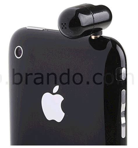 iphone external microphone mini external microphone for the iphone iclarified