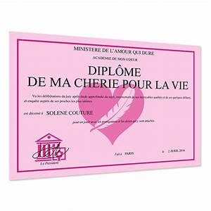 Faux diplome personnalise amikado for Beautiful pour salle de jeux 12 faux diplame personnalise amikado
