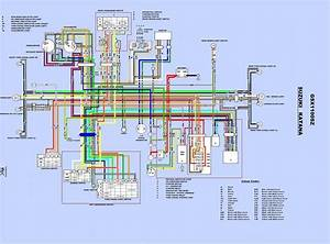 Suzuki Gs500 Electrical Schematic