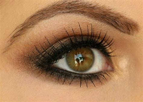 makeup tips  brown eyes
