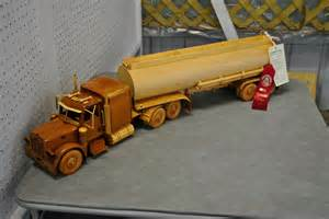 How to Build a Wooden Toy Truck Out of Wood