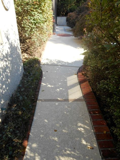 Walkways   San Diego Concrete Coating Specialists, Inc.