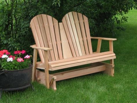 loveseat plans loveseat glider rocker plans woodworking projects plans