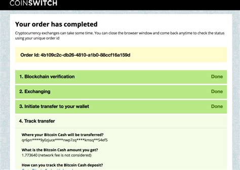 A matching transaction must exist. How To Check Bitcoin Cash Transaction - How To Get Free Bitcoin In Coinbase